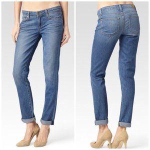 Paige Jimmy Jimmy Skinny Jeans Delilah Wash SZ 27